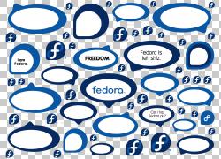 语音气球Fedora Inkscape,语音泡沫PNG剪贴画杂项,角度,文本,其他