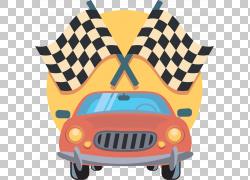 赛车旗帜赛车,赛车PNG剪贴画橙色,赛车,汽车,运输,赛车头盔,赛车