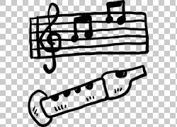 长笛乐器,长笛PNG剪贴画角度,文本,矩形,卡通,材料,汽车部分,音乐
