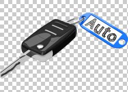 转发器车钥匙转发器车钥匙,奥迪车钥匙挂件PNG剪贴画蓝色,汽车事