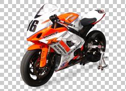 雅马哈YZF-R1汽车铃木摩托车配件,黑色泛PNG剪贴画排气系统,赛车,
