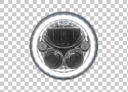 轻型吉普牧马人汽车前照灯,头灯PNG剪贴画颜色,LED灯,金属,吉普车
