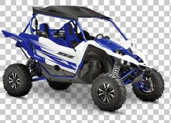雅马哈汽车公司并排摩托车实用车辆,摩托车PNG剪贴画赛车,汽车,运