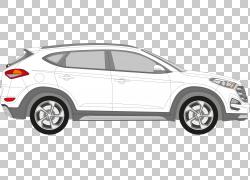 现代图森汽车现代i40现代i10,现代PNG剪贴画紧凑型汽车,汽车,车辆