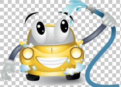 洗车汽车修理厂汽车服务,汽车PNG剪贴画汽车,笑脸,卡通,洗,运输,