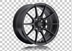 汽车铝合金轮圈YHI国际有限公司,模式PNG剪贴画汽车,黑色,车辆,运