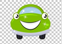 洗车汽车美容定制汽车,卡通车PNG剪贴画脊椎动物,汽车,草,汽车维