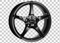 汽车铝合金轮毂Autofelge轮胎,汽车PNG剪贴画汽车,车辆,运输,黑色