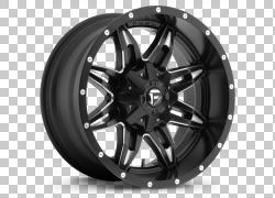 自定义轮毂边缘Beadlock轮辐,越野PNG剪贴画其他,黑色,汽车零件,