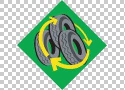 汽车轮胎回收燃油效率,汽车零件PNG剪贴画回收,自行车,标志,汽车,