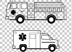 消防车救护车紧急车辆,火车儿童过马路绿灯PNG剪贴画紧凑型汽车,