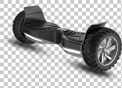 自平衡滑板车全地形车电动车越野轮胎汽车,悍马PNG剪贴画自行车,