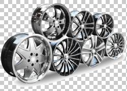 汽车铝合金轮胎,轮辋透明PNG剪贴画卡车,汽车,摩托车,车辆,轮辋,