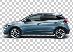 现代汽车公司汽车现代雅绅特现代精英i20,现代PNG剪贴画紧凑型轿