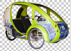 自行车车轮汽车电动车三轮车,汽车PNG剪贴画自行车,汽车,运输方式