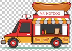 热狗香肠快餐晚餐,红热狗晚餐PNG剪贴画汽车,运输方式,餐饮,运输,