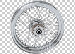 自行车车轮辐条哈利戴维森,轮辋PNG剪贴画自行车,摩托车,运输,运
