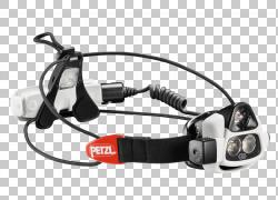照明Petzl Nao Petzl Reactik,轻PNG剪贴画前照灯,灯,汽车部分,光