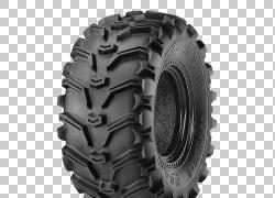 熊爪肯达橡胶工业公司全地形车轮胎胎面,轮胎PNG剪贴画汽车,摩托