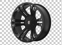 汽车轮辋轮尺寸轮胎,轮辋PNG剪贴画卡车,汽车,运输,车辆,黑色,rim