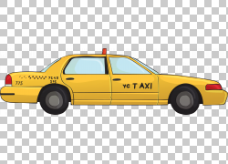 熨斗大厦出租车1,TAXI元素PNG剪贴画紧凑型汽车,汽车,运输方式,et