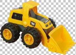 玩具机推土机,推土机的PNG剪贴画摄影,车辆,运输,产品,娃娃,推土