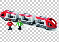 玩具火车和火车组乘用车铁路运输Brio,玩具火车PNG剪贴画游戏,汽