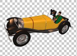 藤子矿Lupin III TMS娱乐电视节目古董车,羽扇豆PNG剪贴画电视,老