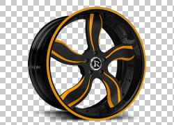 汽车轮辋锻造保时捷轮,汽车PNG剪贴画汽车,车辆,运输,轮辋,保时捷