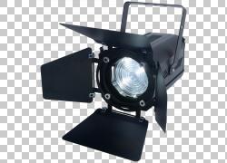 舞台灯光菲涅耳灯笼剧院DMX512,投影仪PNG剪贴画电子,前照灯,颜色