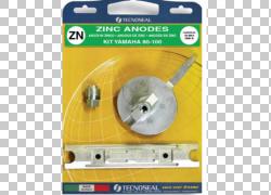 舷外马达雅马哈汽车公司Zinc Anode Fuoribordo,发动机PNG剪贴画