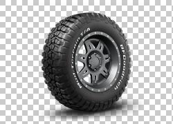 汽车运动型多功能车BFGoodrich轮胎胎面,轮胎PNG剪贴画汽车,运输,