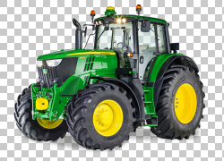 约翰迪尔拖拉机农业机械农业农场,农业机械PNG剪贴画农业,车辆,农