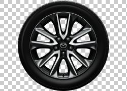 汽车运动型多功能车马自达CX-3轮胎,车轮透明PNG剪贴画驾驶,自行
