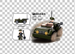 玩具块Jeep Military LEGO,儿童玩具猎豹军用吉普车介绍PNG剪贴画