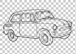 汽车线艺术,林肯汽车公司PNG剪贴画紧凑型轿车,老式汽车,车辆,运