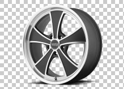 汽车美国赛车定制轮马赫五,轮辋PNG剪贴画汽车,运输,汽车零件,轮