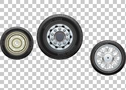 汽车胎面雪轮胎排气系统,黑色轮胎PNG剪贴画黑色头发,黑色白色,卡