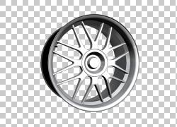 汽车自行车车轮轮辋合金轮,gemballa PNG剪贴画自行车,汽车,运输,