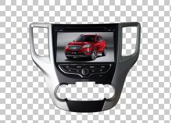 汽车汽车设计长安汽车集团,龙舒适移动宽屏DVD导航PNG剪贴画电子,
