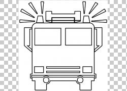 汽车消防车卡车,救火车PNG剪贴画角度,家具,文本,消防员,矩形,卡
