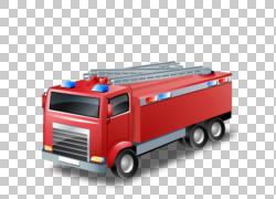 汽车消防车计算机图标消防部门,汽车PNG剪贴画货运,消防员,卡车,