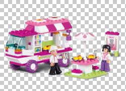 汽车玩具块建筑集建筑塑料,汽车PNG剪贴画建筑,汽车,玩具块,车辆,