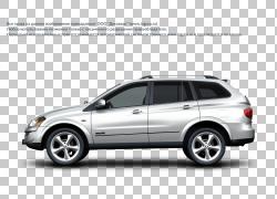 汽车三菱欧蓝德运动型多功能车雷诺,双龙PNG剪贴画紧凑型汽车,汽