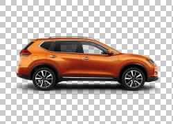 日产X-Trail日产Navara日产Leaf Car,日产PNG剪贴画紧凑型汽车,汽