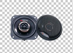 扬声器汽车音响汽车模板低音炮,汽车PNG剪贴画模板,汽车,扬声器,