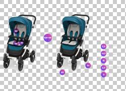 婴儿运输婴儿和幼儿汽车座椅轮推车,舒适的PNG剪贴画紫色,儿童,汽