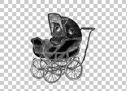 婴儿运输婴儿复古,婴儿车婴儿PNG剪贴画杂项,家具,儿童,摄影,老式