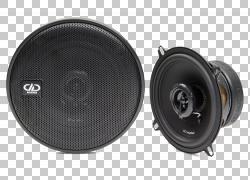 扬声器车载音响数字设计低音炮同轴电缆,音频扬声器PNG剪贴画杂项