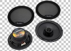 扬声器车载音响通用汽车低音炮音频信号,音频扬声器PNG剪贴画杂项